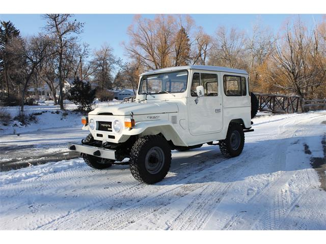 1977 Toyota Land Cruiser BJ | 934481