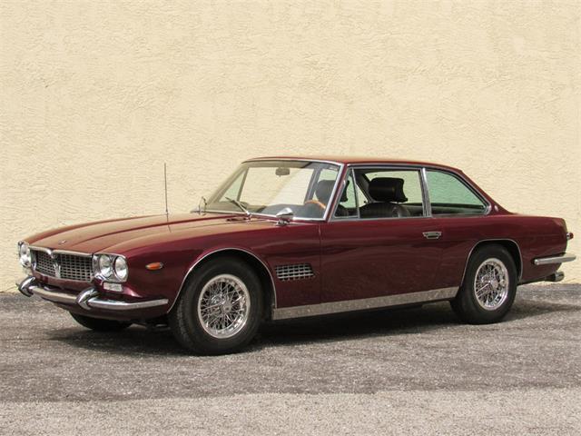 1967 Maserati Mexico | 934482
