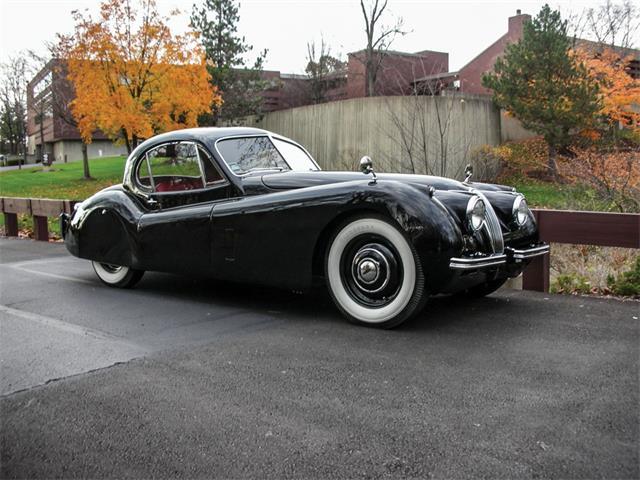 1952 Jaguar XK120 | 934484