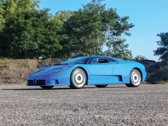 1995 Bugatti EB110 | 934489