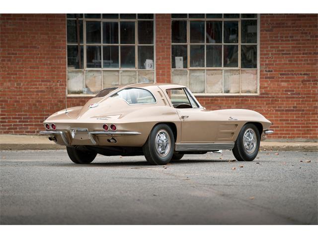 1963 Chevrolet Corvette Z06 'Tanker' | 934495
