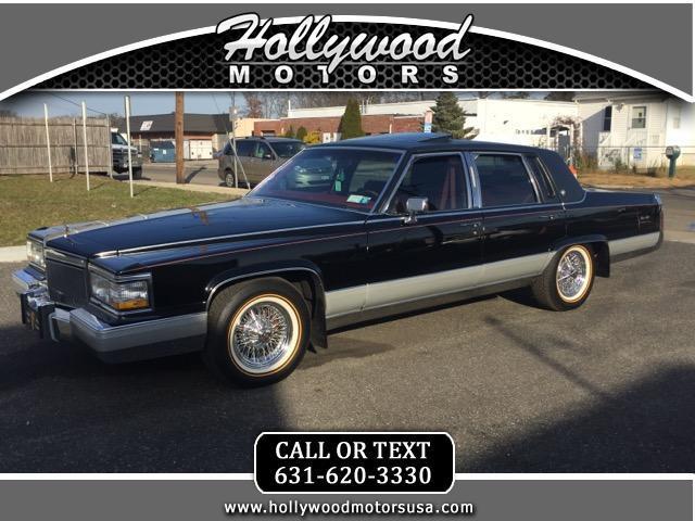1990 Cadillac Brougham | 934499