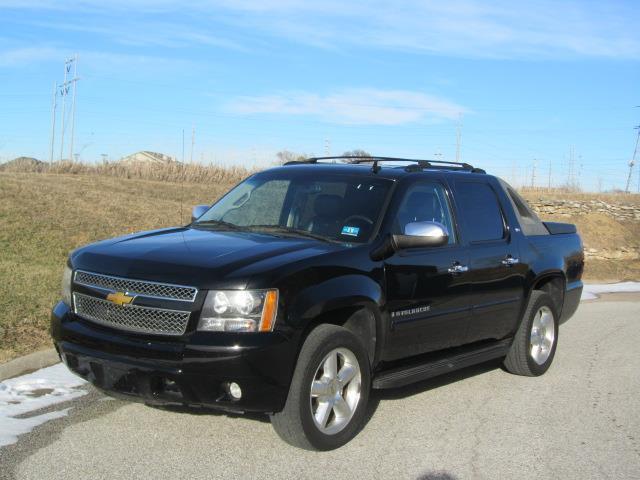 2008 Chevrolet Avalanche LTZ 4X4 | 934501