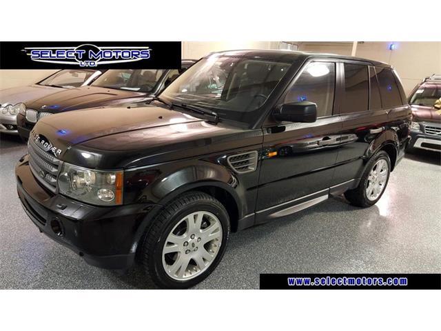 2006 Land Rover Range Rover Sport | 934503