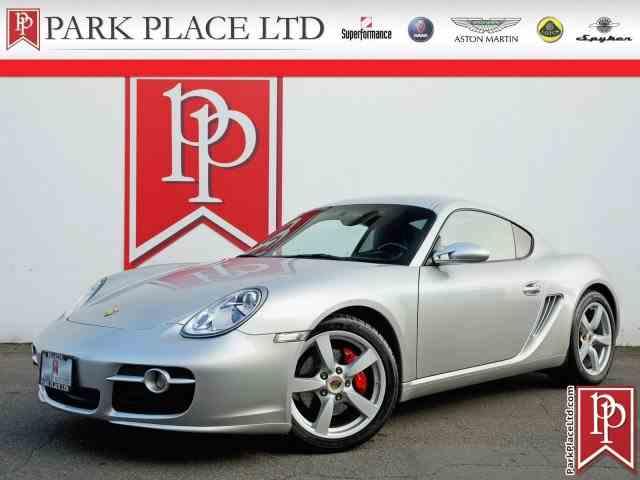 2007 Porsche Cayman | 934506