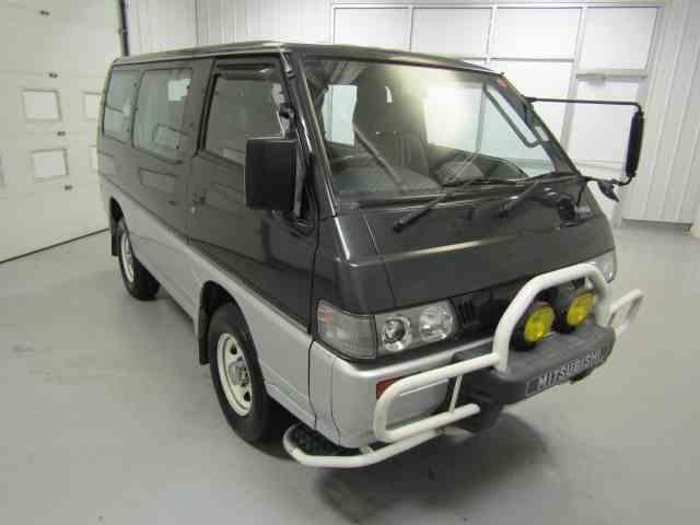 1991 Mitsubishi Delica | 934512
