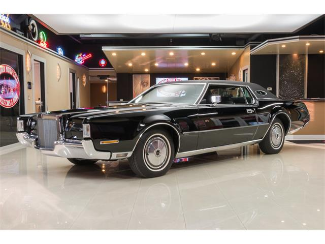 1972 Lincoln Continental Mark IV | 934514