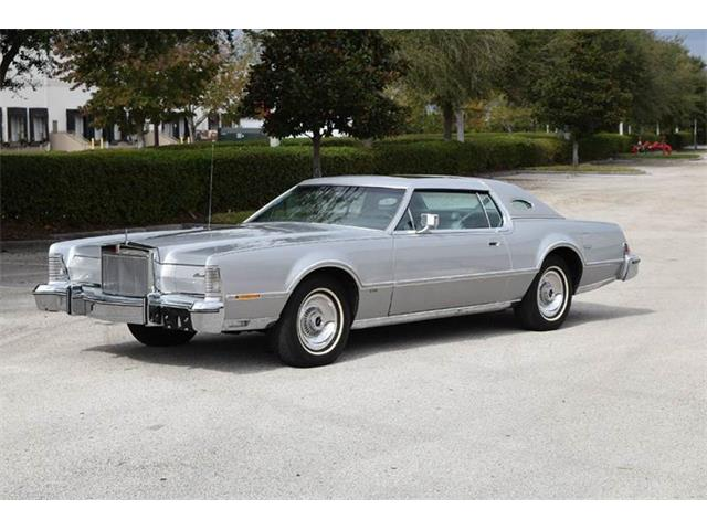 1975 Lincoln Continental Mark IV | 934524