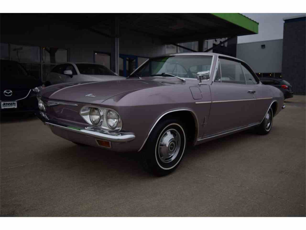 All Chevy chevy corvair monza : 1965 Chevrolet Corvair Monza for Sale | ClassicCars.com | CC-930453
