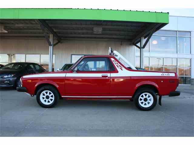 1979 Subaru Brat   930455