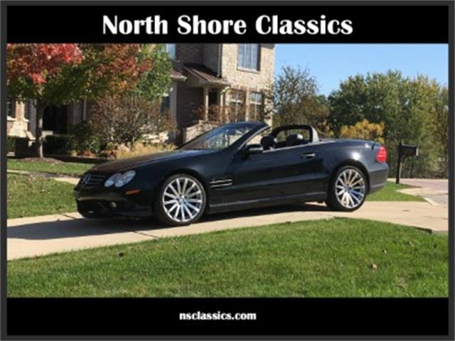 2003 Mercedes-Benz SL500 | 934550