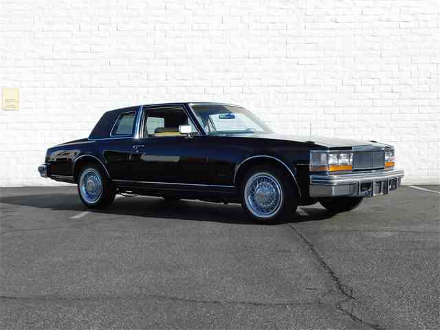 1977 Cadillac Seville San Remo Coupe | 934552