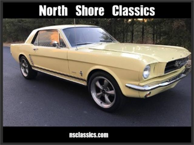 1965 Ford Mustang | 934553