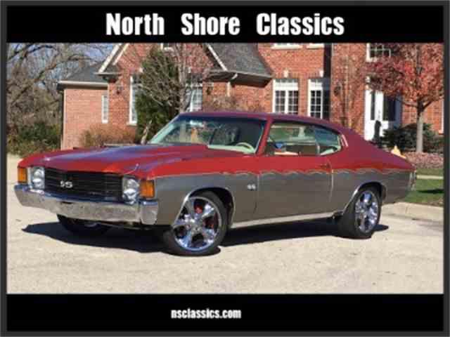 1972 Chevrolet Chevelle | 934554