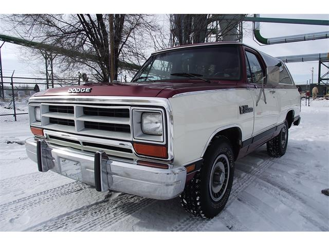 1987 Dodge Ramcharger | 934563