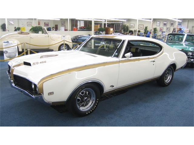 1969 Oldsmobile 442 | 934567