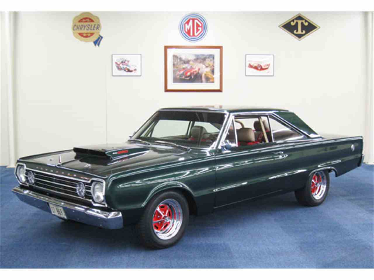 Large Picture of '66 Belvedere Auction Vehicle - K14B