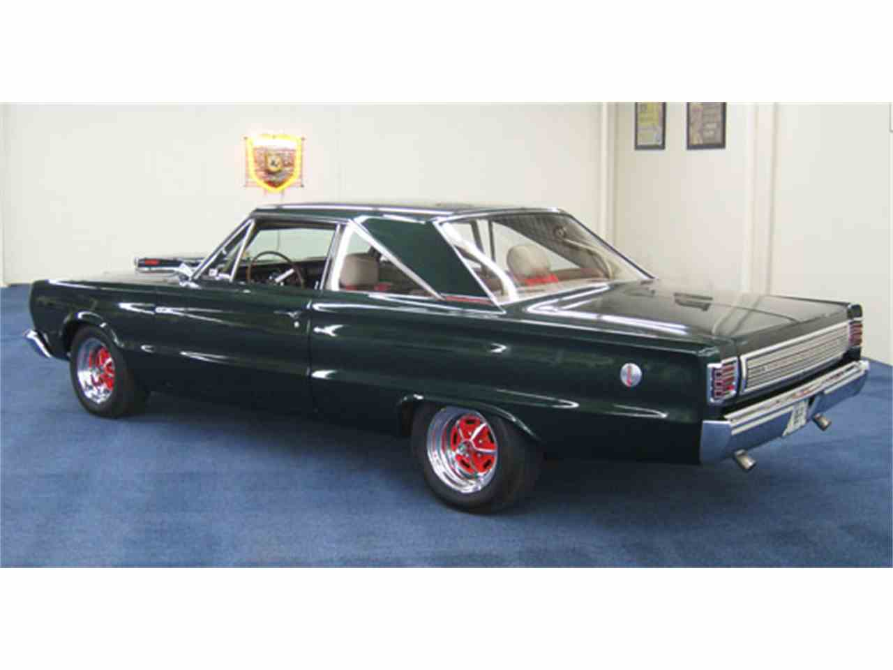 Large Picture of Classic '66 Plymouth Belvedere Auction Vehicle Offered by The Auto Collections - K14B