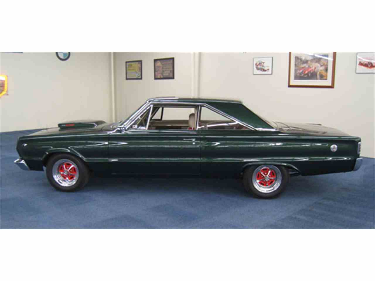 Large Picture of Classic '66 Belvedere Offered by The Auto Collections - K14B