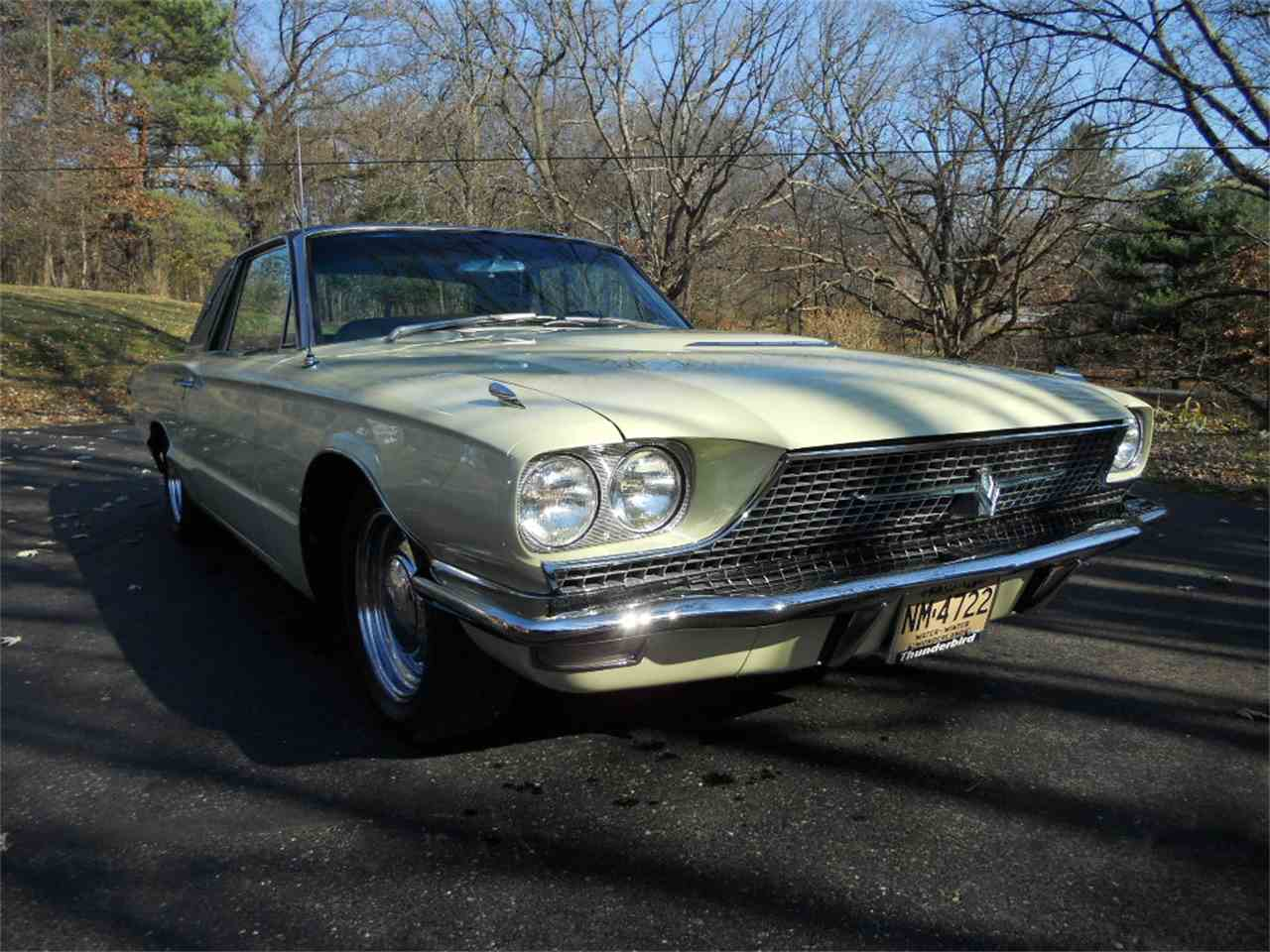 1966 ford thunderbird for sale cc 934580. Black Bedroom Furniture Sets. Home Design Ideas