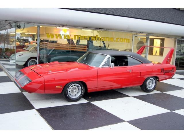 1970 Plymouth Super Bird | 934582