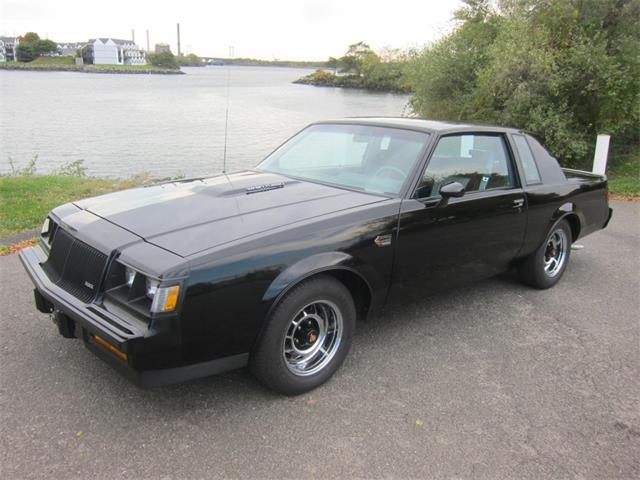 1987 Buick Grand National | 934591