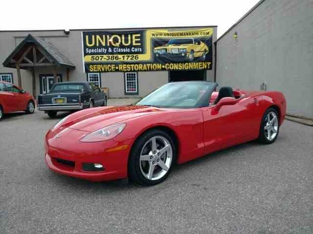2005 Chevrolet Corvette | 934593