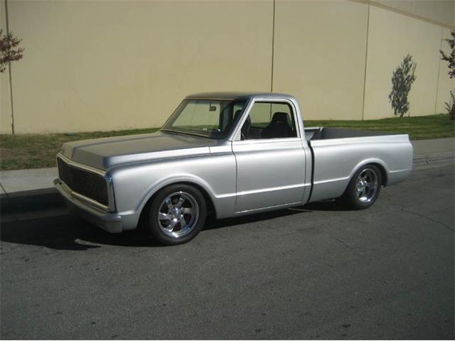 1969 Chevrolet C/K 10 | 934595