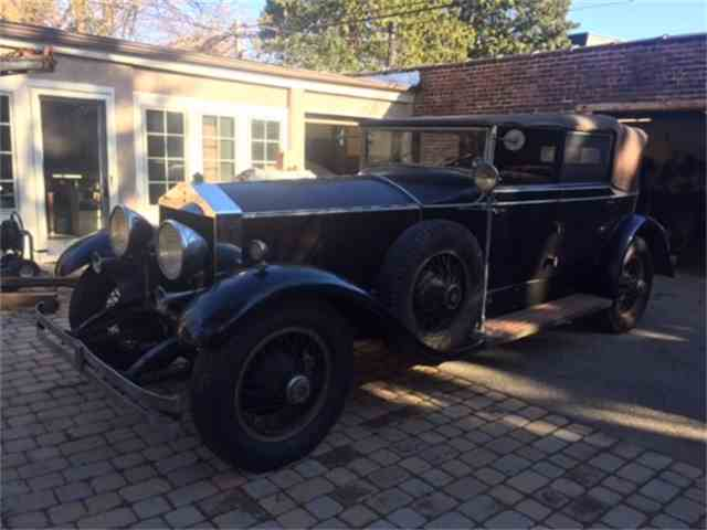 1929 Rolls-Royce Phantom I | 934597