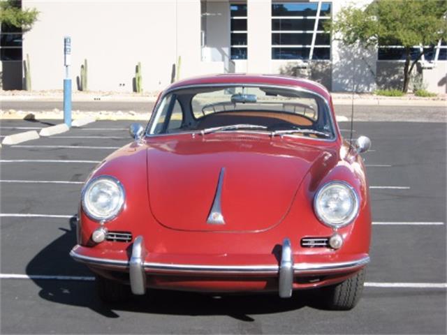 1964 Porsche 356C | 934598