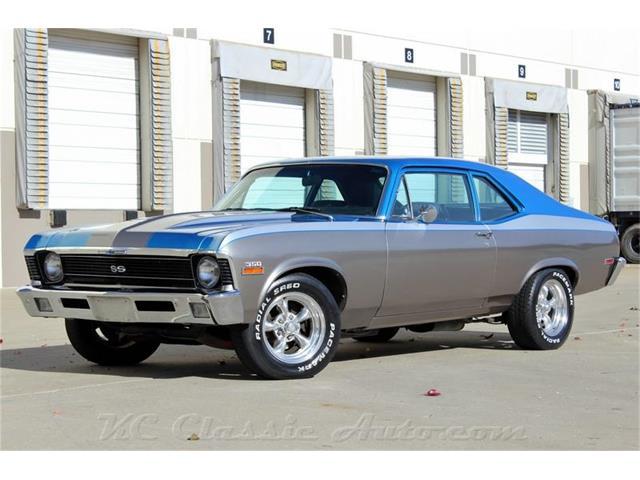 1970 Chevrolet Nova 350V8 Auto SS | 934599