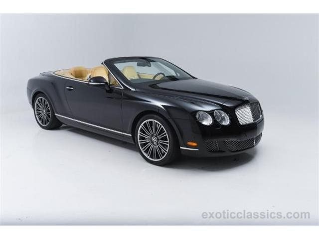 2010 Bentley Continental GTC | 934606