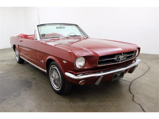 1965 Ford Mustang | 934607