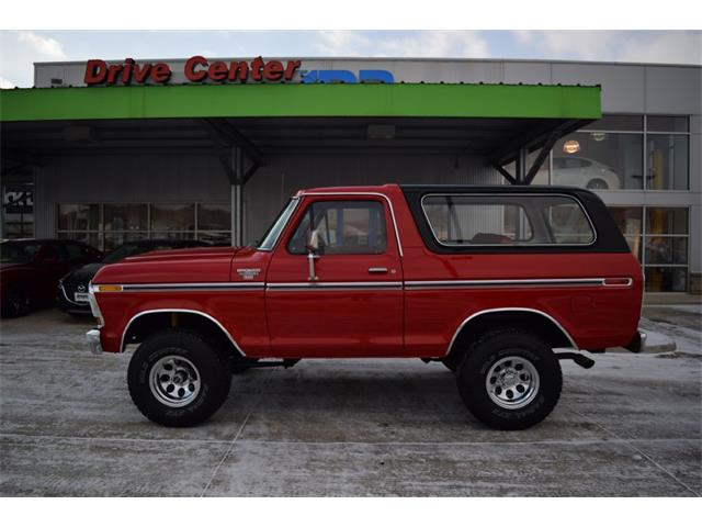 1978 Ford Bronco | 930461