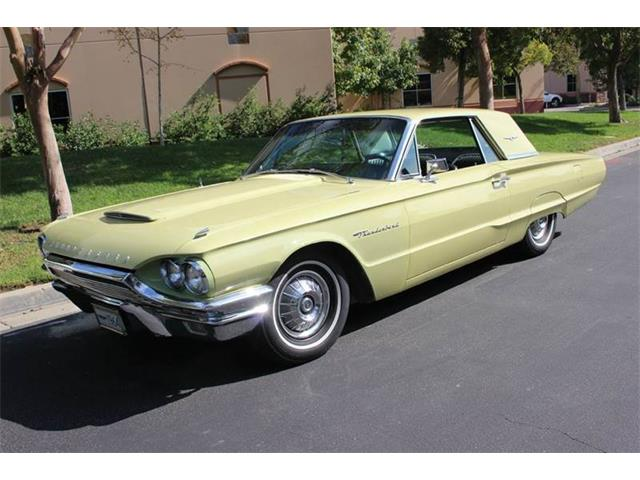 1964 Ford Thunderbird | 934613