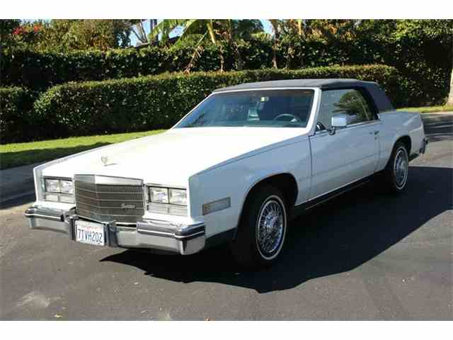 Picture of '85 Eldorado - K15I
