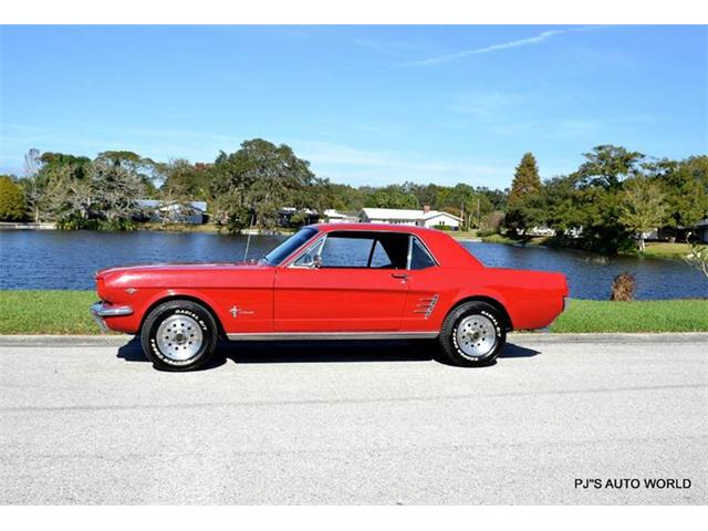 1966 Ford Mustang | 934620