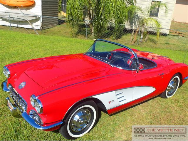 1958 Chevrolet Corvette | 934621