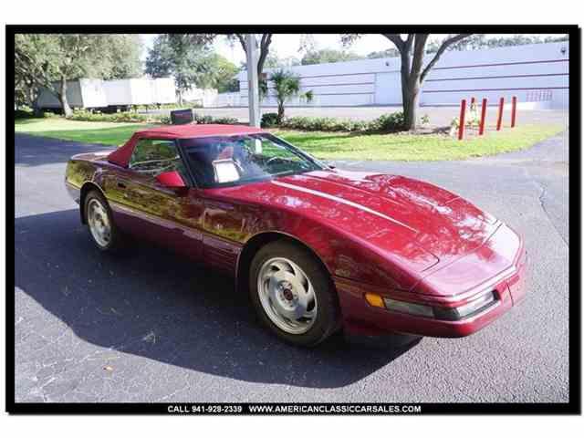 1993 Chevrolet Corvette | 934633