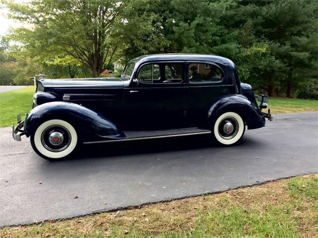 1935 Packard 120 Touring Coupe | 934635