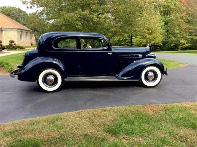 Car Auctions In Maryland >> 1935 Packard 120 Touring Coupe for Sale | ClassicCars.com | CC-934635