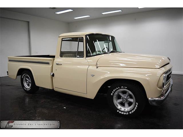 1967 INTERNATIONAL 1000B | 930464
