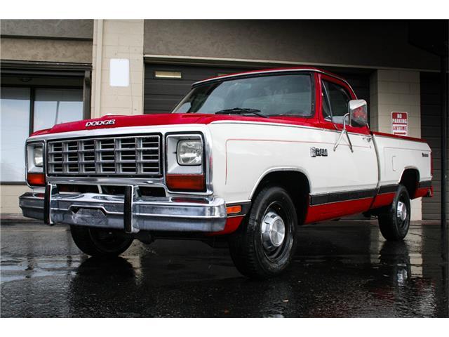 1985 Dodge Ram | 934645