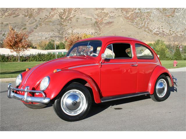 1963 Volkswagen Beetle | 934647