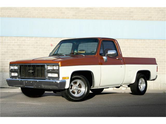 1981 Chevrolet C/K 10   934648