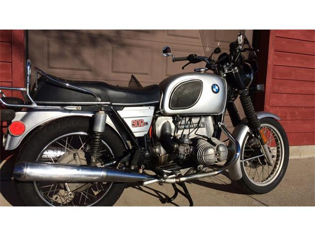1976 BMW Motorcycle | 934650