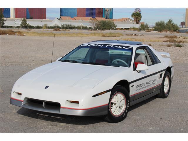 1984 Pontiac Fiero | 934652