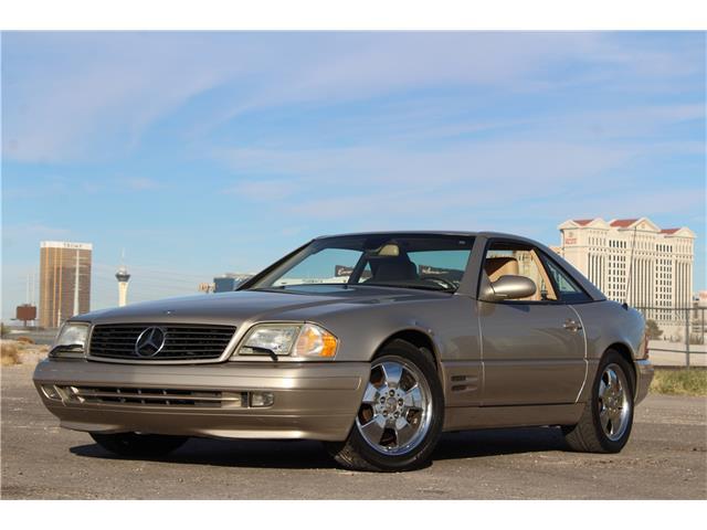 1999 Mercedes-Benz SL500 | 934653