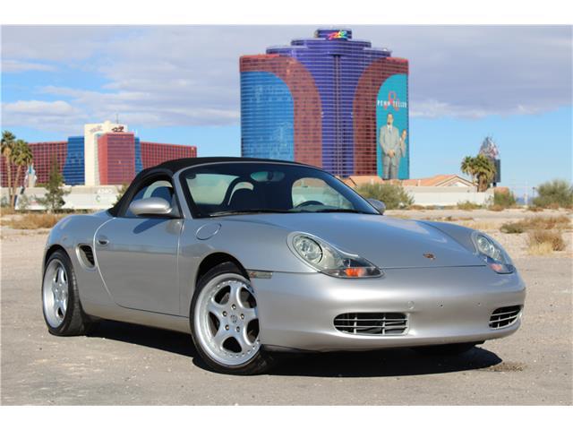 1997 Porsche Boxster | 934655