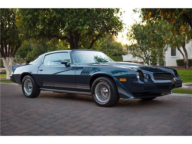 1979 Chevrolet Camaro Z28 | 934656
